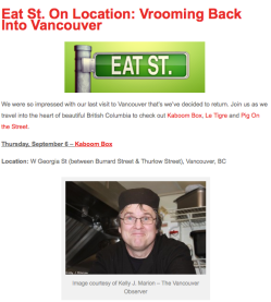Eat Street, Food Network