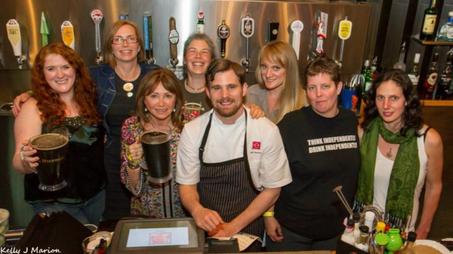 Brewsisters and Chef Dale MacKay