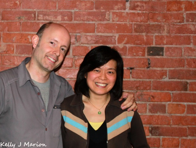 Kyle Brent and Tammy Siu, Owners of Catch 122
