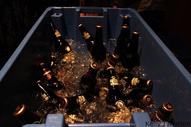 Beerlesque II - Bucket of beer