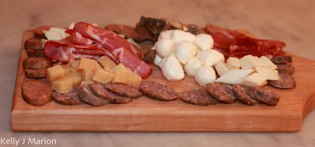 Taste Resto & Lounge charcuterie and cheese plate