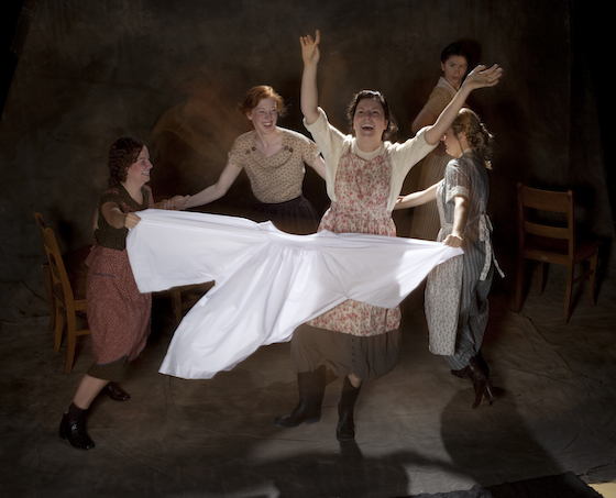 Dancing for Lughnasa