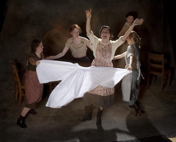 Dancing for Lughnasa