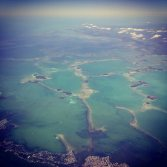 Flying to Grand Cayman