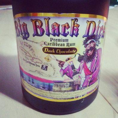 Big Black Dick Liqueur