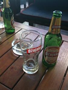 Croatian beer
