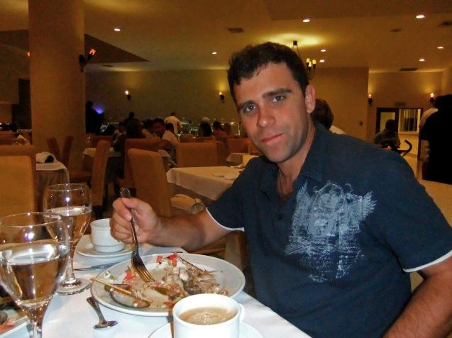 Steve Nikolayev, Foodie Card