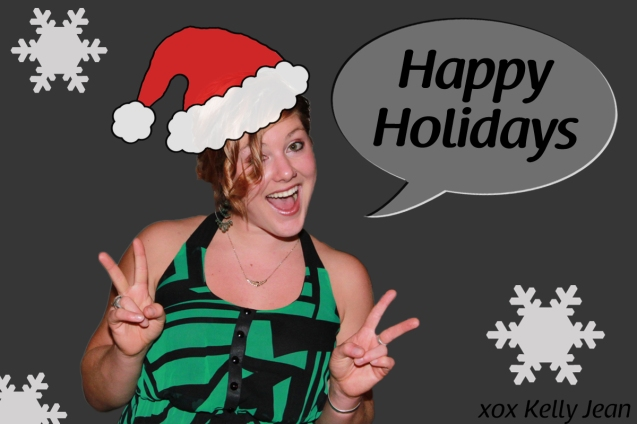 Merry Christmas from Kelly Jean