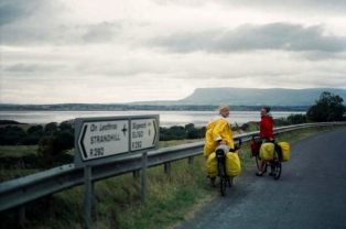 Ireland, Biking