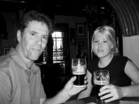 Guinness and Kilkenny - feeling Irish