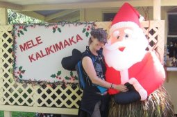Christmas in Hawaii!