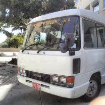Kelly's Tour Bus