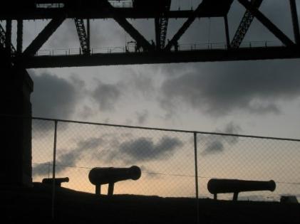Under Sydney Bridge