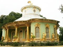 Chinese House in Sansoucci Park