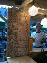 Krakow Night Market