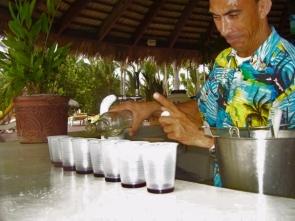 Our favorite bartender