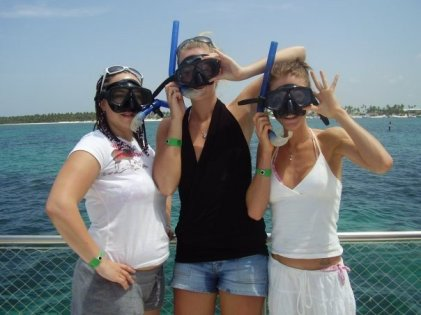 Snorkeling time!