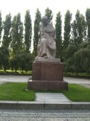 Soviet Memorial - The Mother