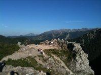 Tantras Mountains