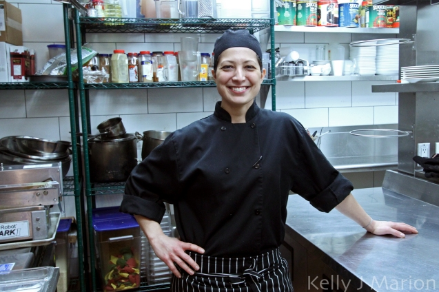 Chef Josie Dib - Vancouver FanClub