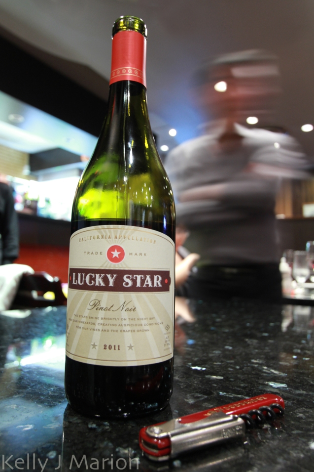 Sen Bistro Media Dinner Lucky Strike