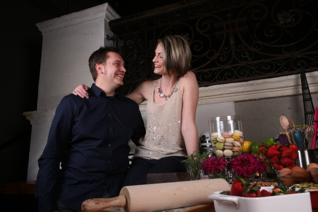 Daniel Wintschel and Carly Wintschel