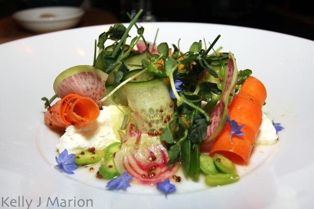 Mosaic Bar and Grill - Hyatt Regency Vancouver Van Eats Art of Taste package and more