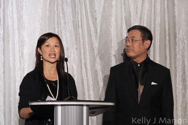 Patricia and Patrick Ng