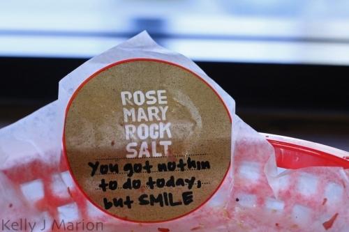 Rosemary Rocksalt