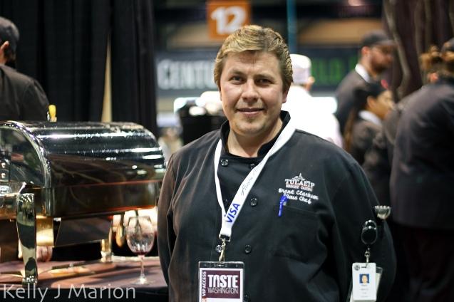 Chef Brent Clarkson