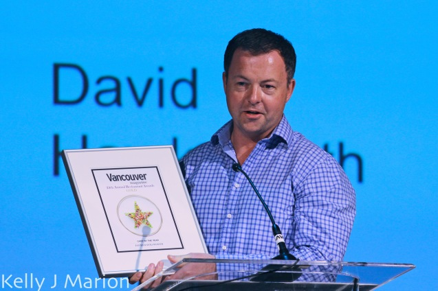 David Hawksworth