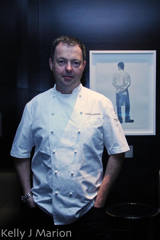 David Hawskworth (Executive Chef/Owner)