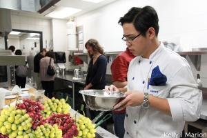 Chef Meet BC Grape