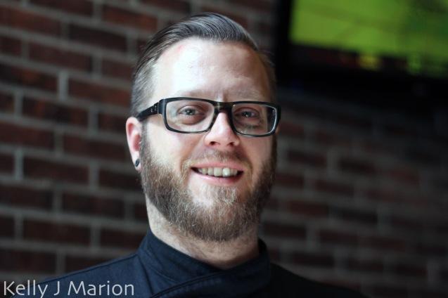 Chef Cory Chapman