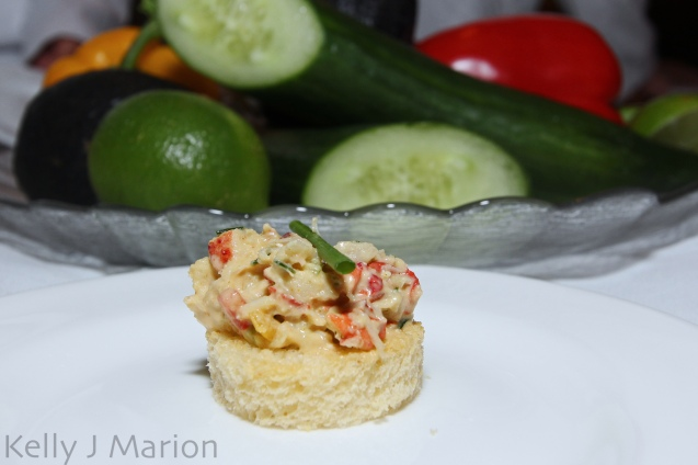 Gotham | Lobster Cob Salad on Brioche