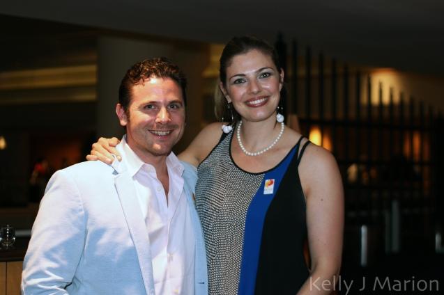 Chef Jonathan and Lauren Mote | Kale & Nori
