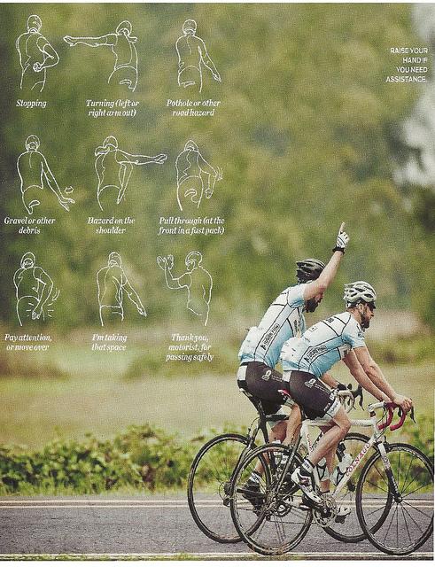Cycling Signals
