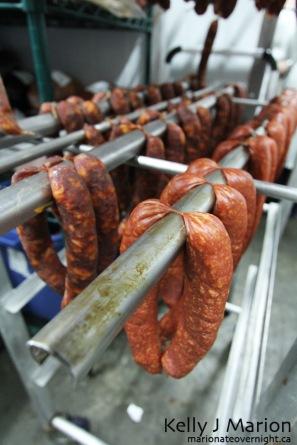 Lepp Market Sausages
