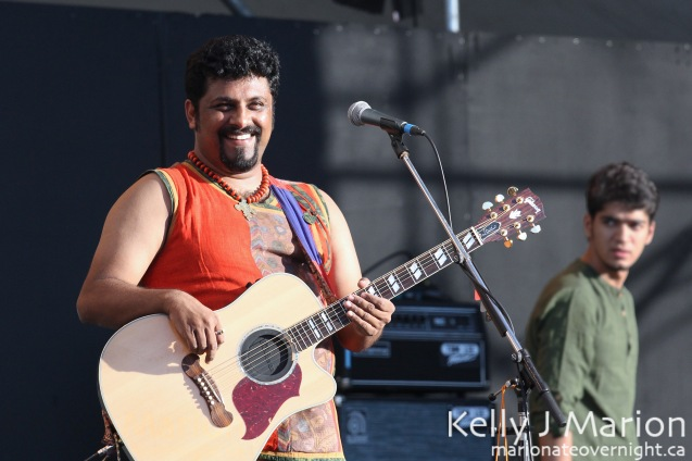 Raghu Dixit Project, Folk Fest 2013