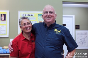 Mike and Judy Campbell