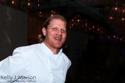 Chef Lucais Syme