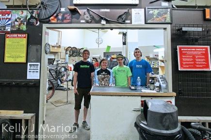 Elevation Bike, Ski & Board