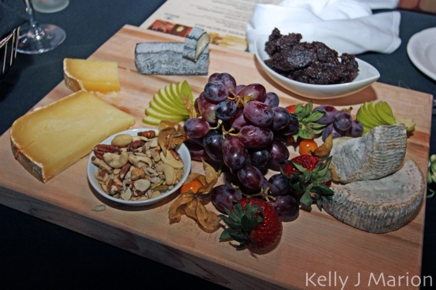 Foodie Forum Cheese Board