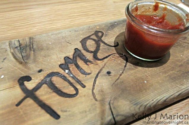 Forage ketchup