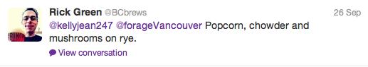 @ForageVancouver tweets