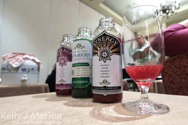 Nourish Seminar - Fermented Drinks