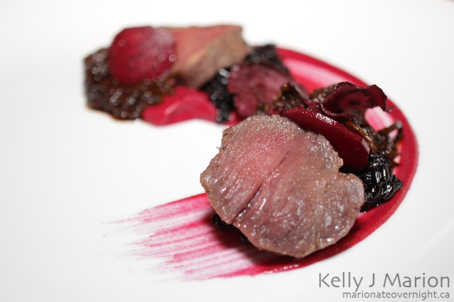 Roasted Kangaroo Loin