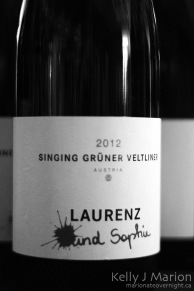 Best Medium White, Laurenz V Singing Gruner Veltliner 2011
