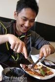 Damso Restaurant with Curtis Ng (Foodobyte)