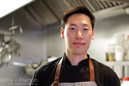 Chef Eric Lee